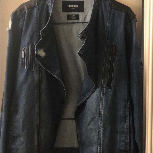 UNKNOWN Jackets & Blazers - Jean jacket